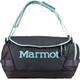 Marmot Long Hauler Duffel Reisbagage Small zwart/turquoise